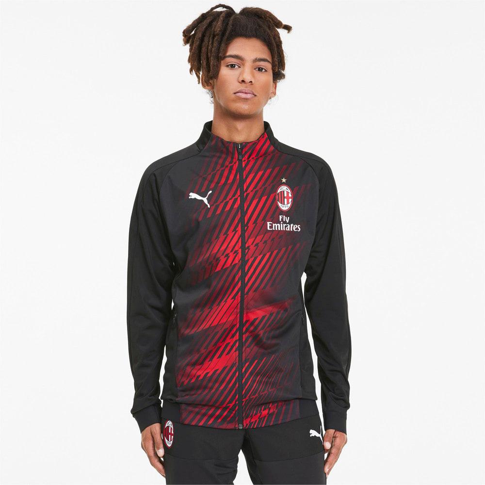 Image Puma AC Milan Men's Stadium Jacket #1
