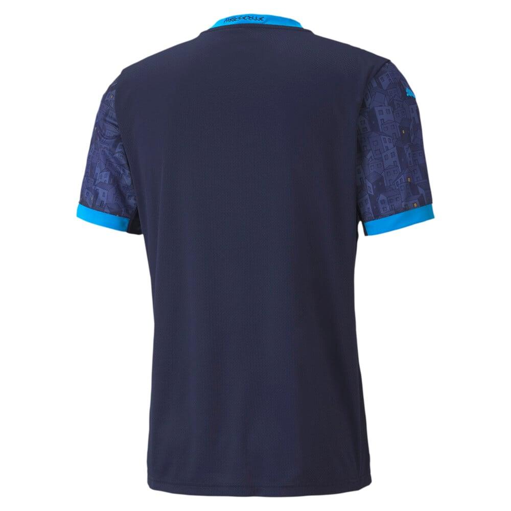 Image PUMA Camisa Olympique de Marseille II Torcedor Masculina #2