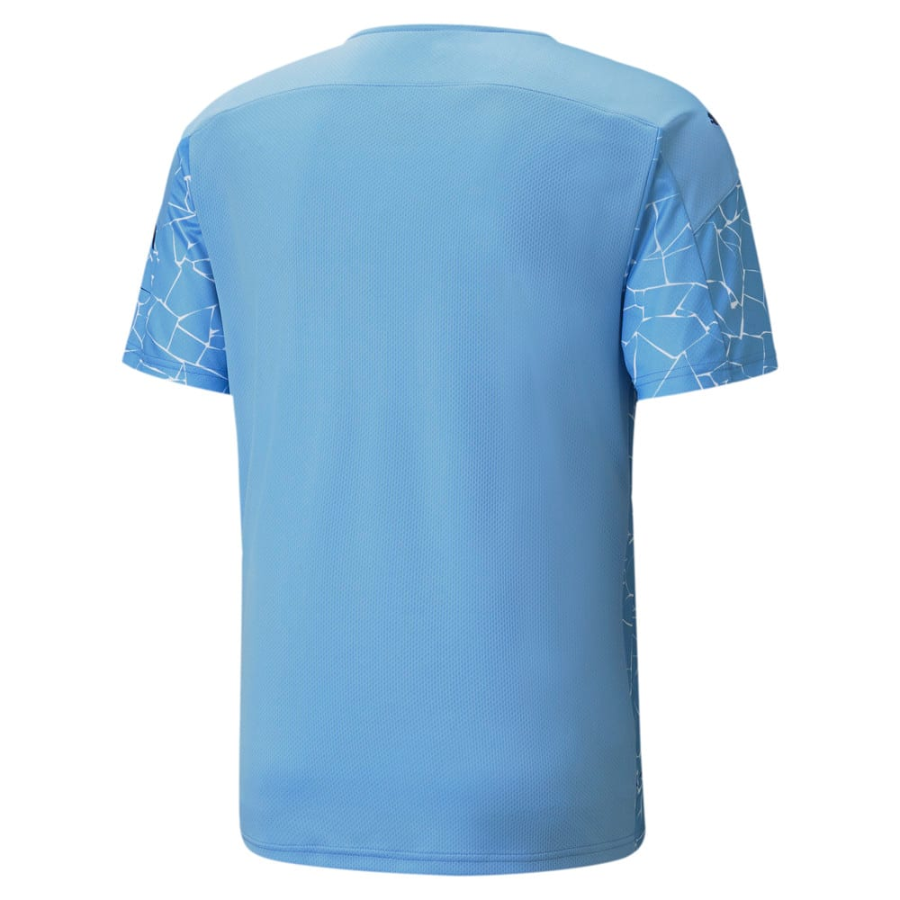 Зображення Puma Футболка MCFC HOME Shirt Replica #2: Team Light Blue-Peacoat