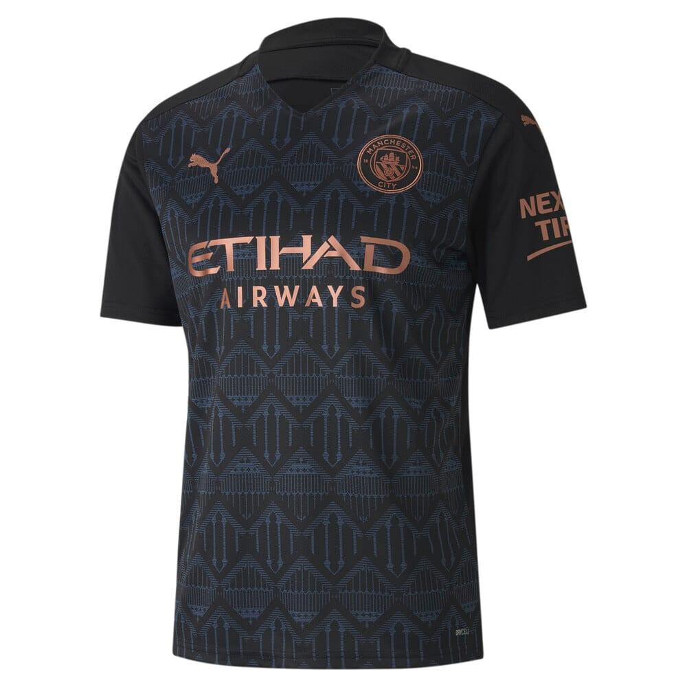 Изображение Puma Футболка MCFC AWAY Shirt Replica #1