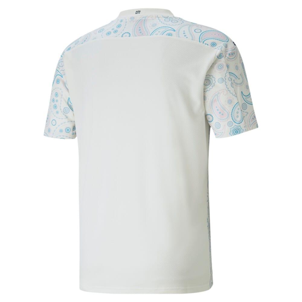 Изображение Puma Футболка MCFC THIRD Shirt Replica #2