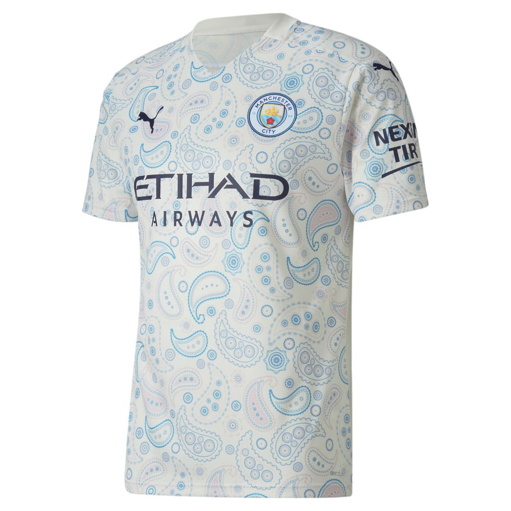 Изображение Puma Футболка MCFC THIRD Shirt Replica #1