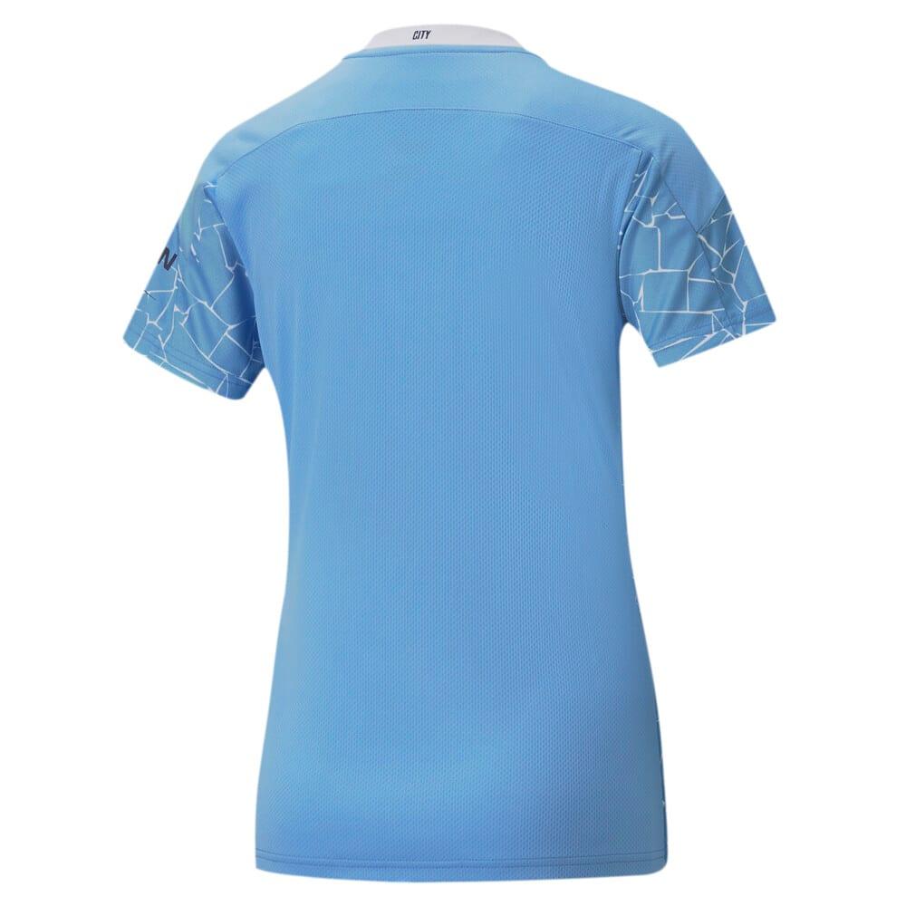 Image PUMA Camisa Manchester City I Torcedora Feminina #2