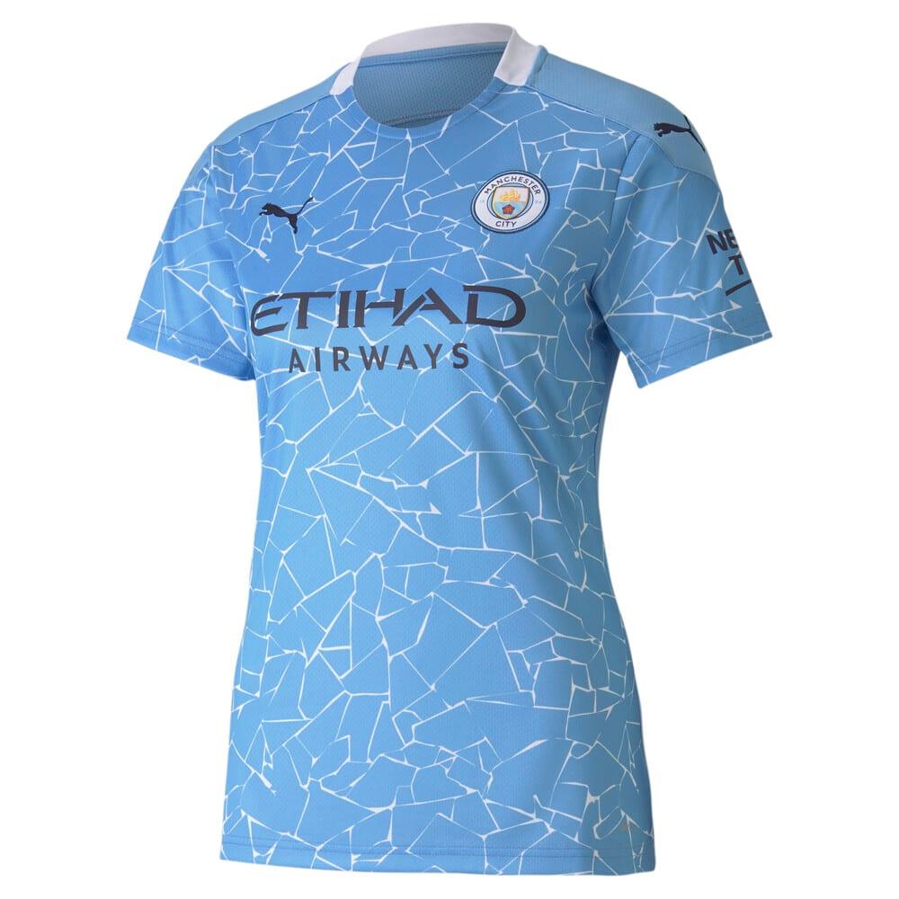 Image PUMA Camisa Manchester City I Torcedora Feminina #1