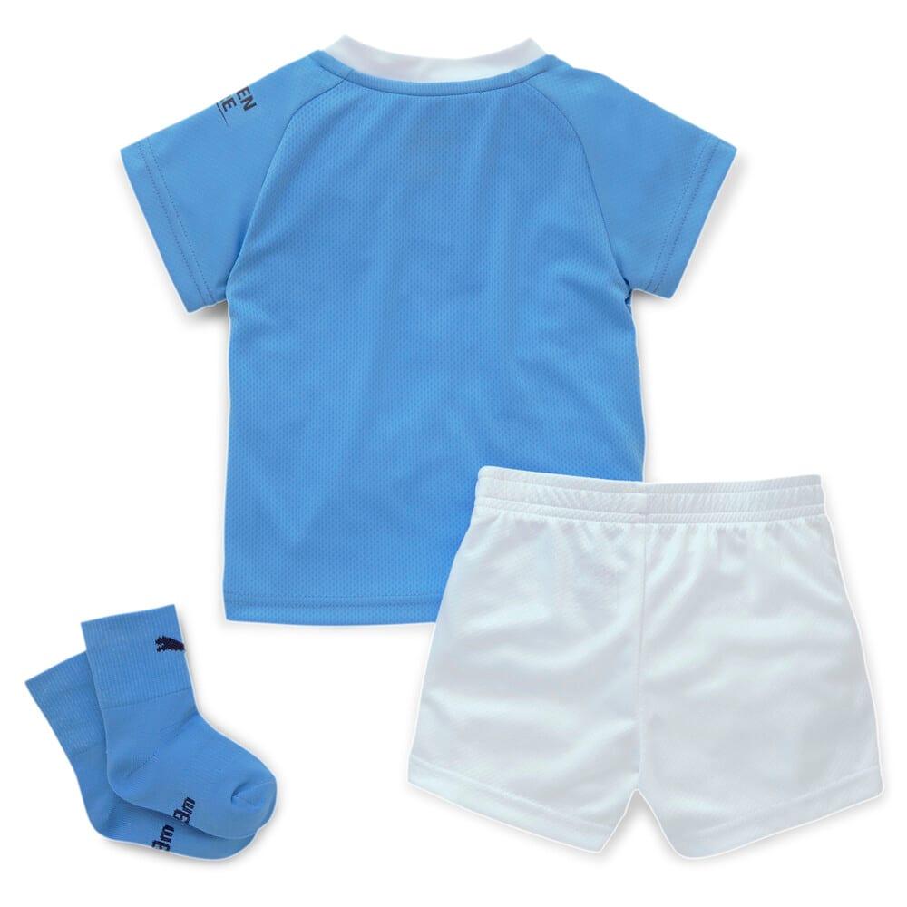 Image Puma Man City Home Youth Mini Kit #2