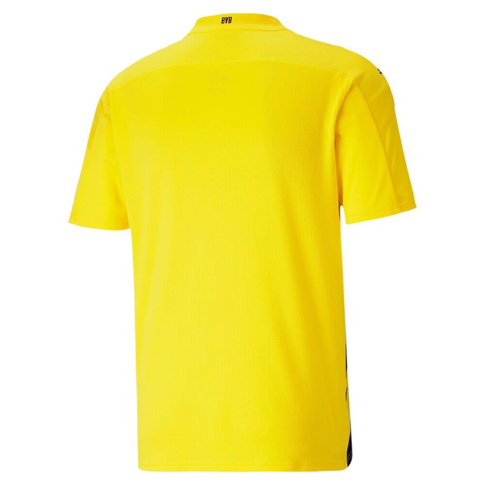Изображение Puma Футболка BVB HOME Shirt Replica SS #2