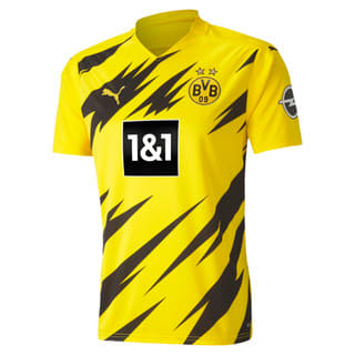 Изображение Puma Футболка BVB HOME Shirt Replica SS