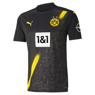 Зображення Puma Футболка BVB AWAY Shirt Replica SS