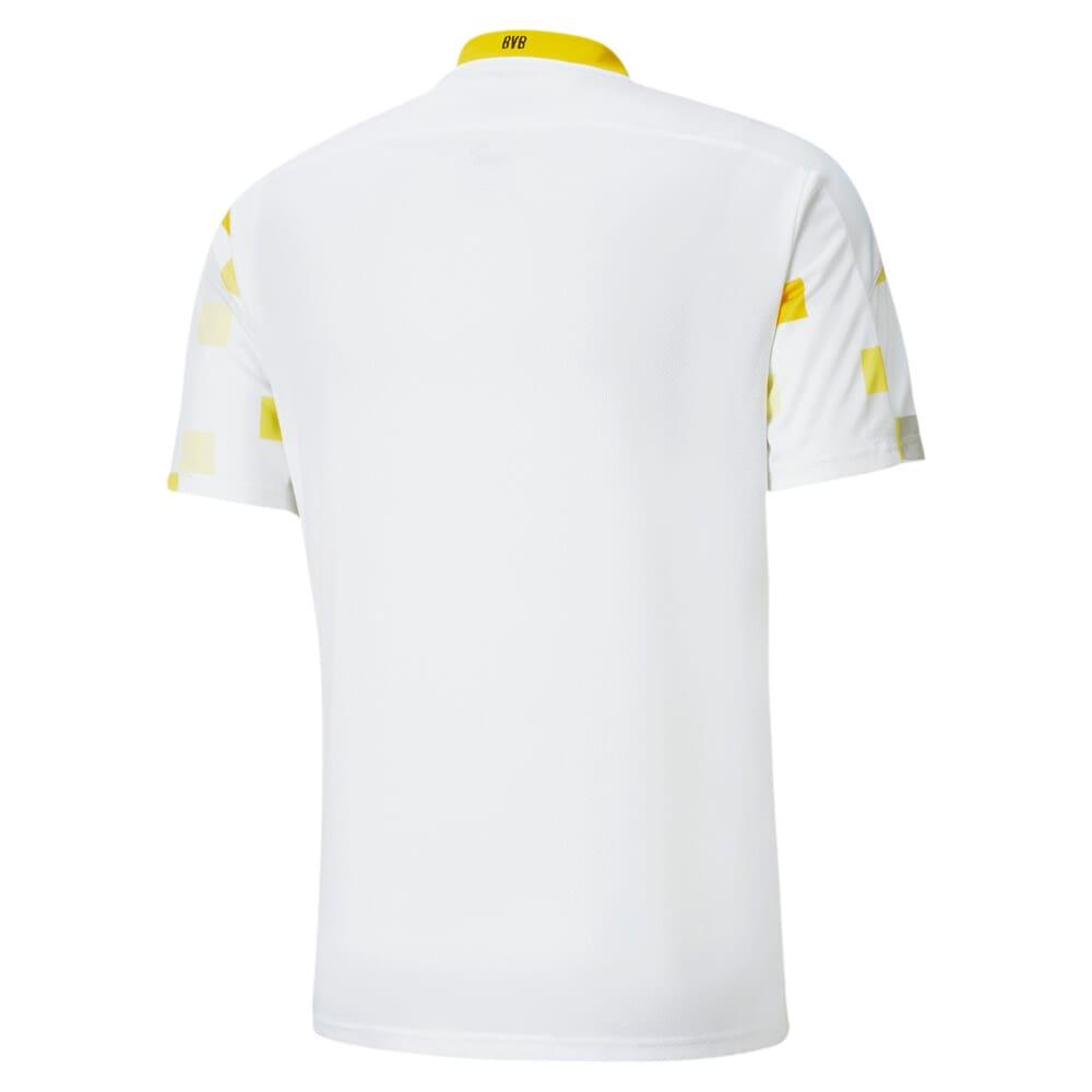 Изображение Puma Футболка BVB THIRD Shirt Replica SS #2