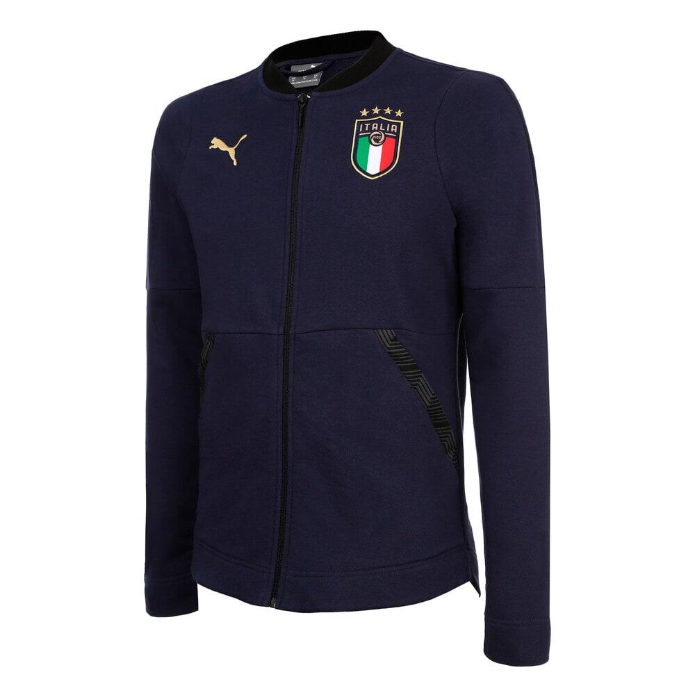 Изображение Puma Олимпийка FIGC Casuals Jacket #1