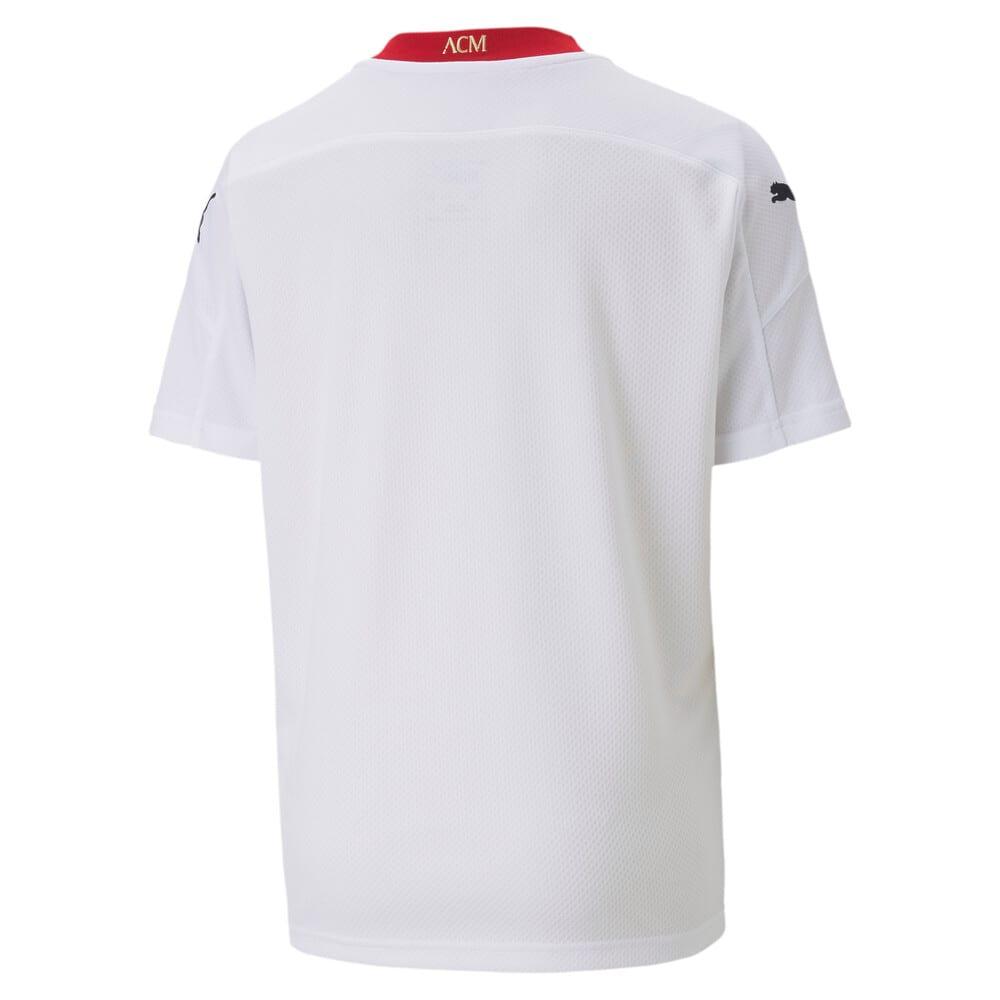 Изображение Puma Детская футболка ACM Away Shirt Replica Jr #2