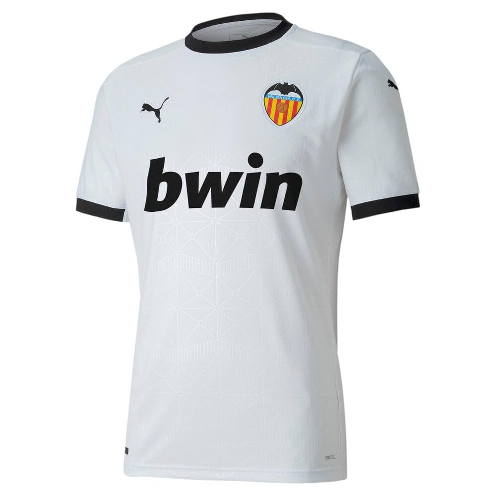 Изображение Puma Футболка Valencia CF Home Replica Men's Jersey #1