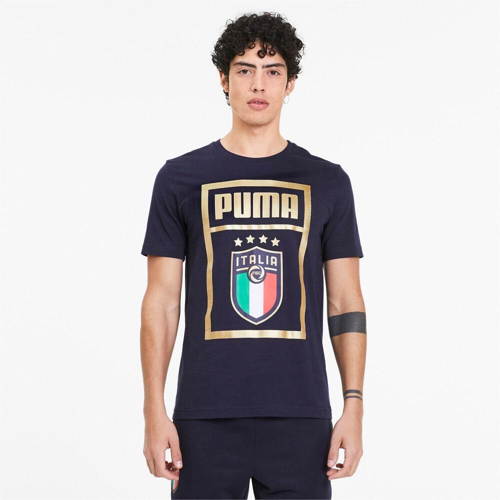 Image PUMA Camiseta FIGC Italia DNA Masculina #1