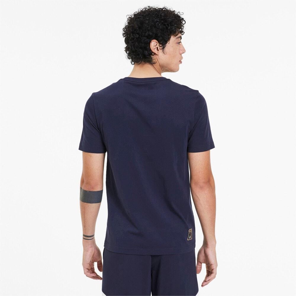 Image PUMA Camiseta FIGC Italia DNA Masculina #2