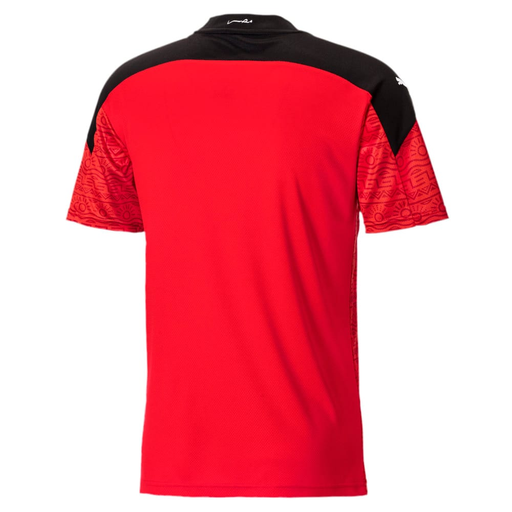 Image Puma Egypt Home Replica Men's Jersey #2