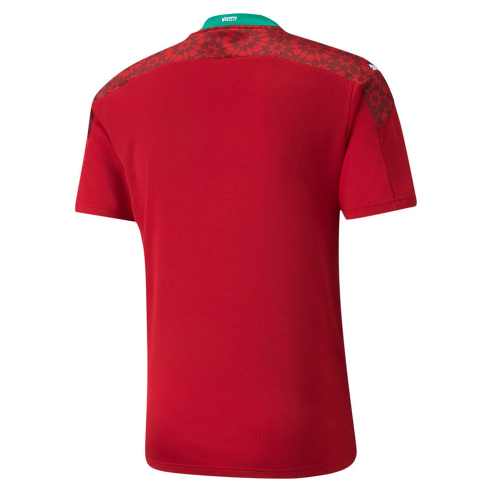 Image Puma Morocco Home Replica Men's Jersey #2