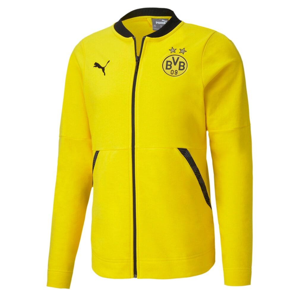 Изображение Puma Олимпийка BVB Casuals Jacket #1