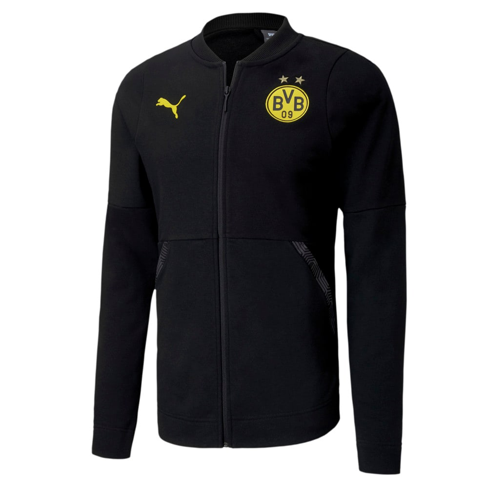 Изображение Puma Олимпийка BVB Casuals Jacket #1