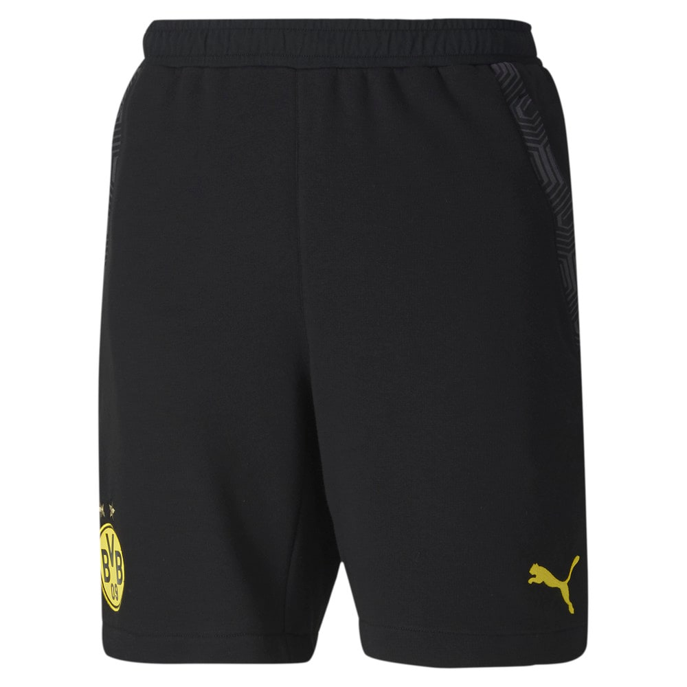 Изображение Puma Шорты BVB Casuals Shorts #1