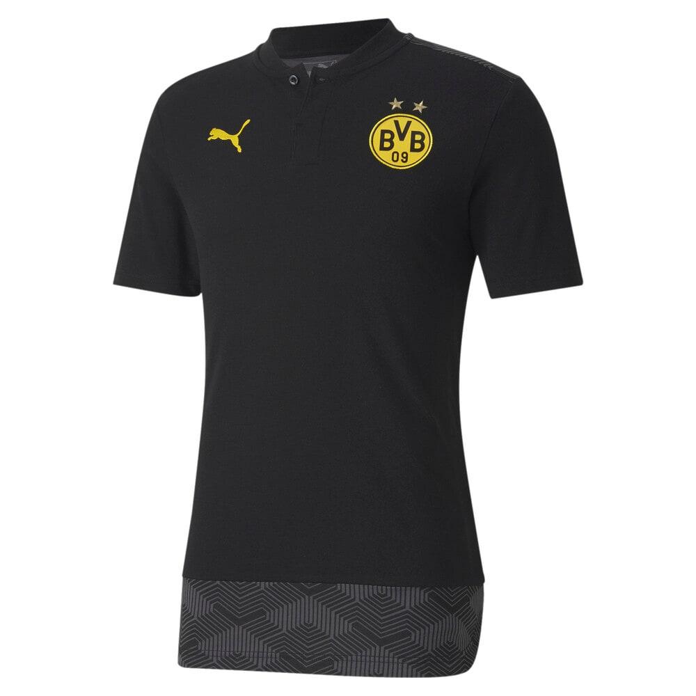 Image Puma BVB Casuals Football Polo Shirt #1