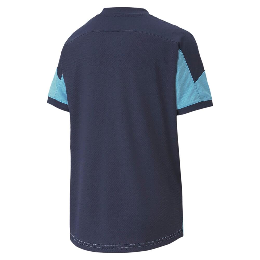 Изображение Puma Детская футболка MCFC Training Jersey Jr #2