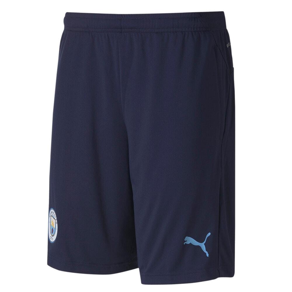 Изображение Puma Шорты MCFC Training Shorts w/p #1