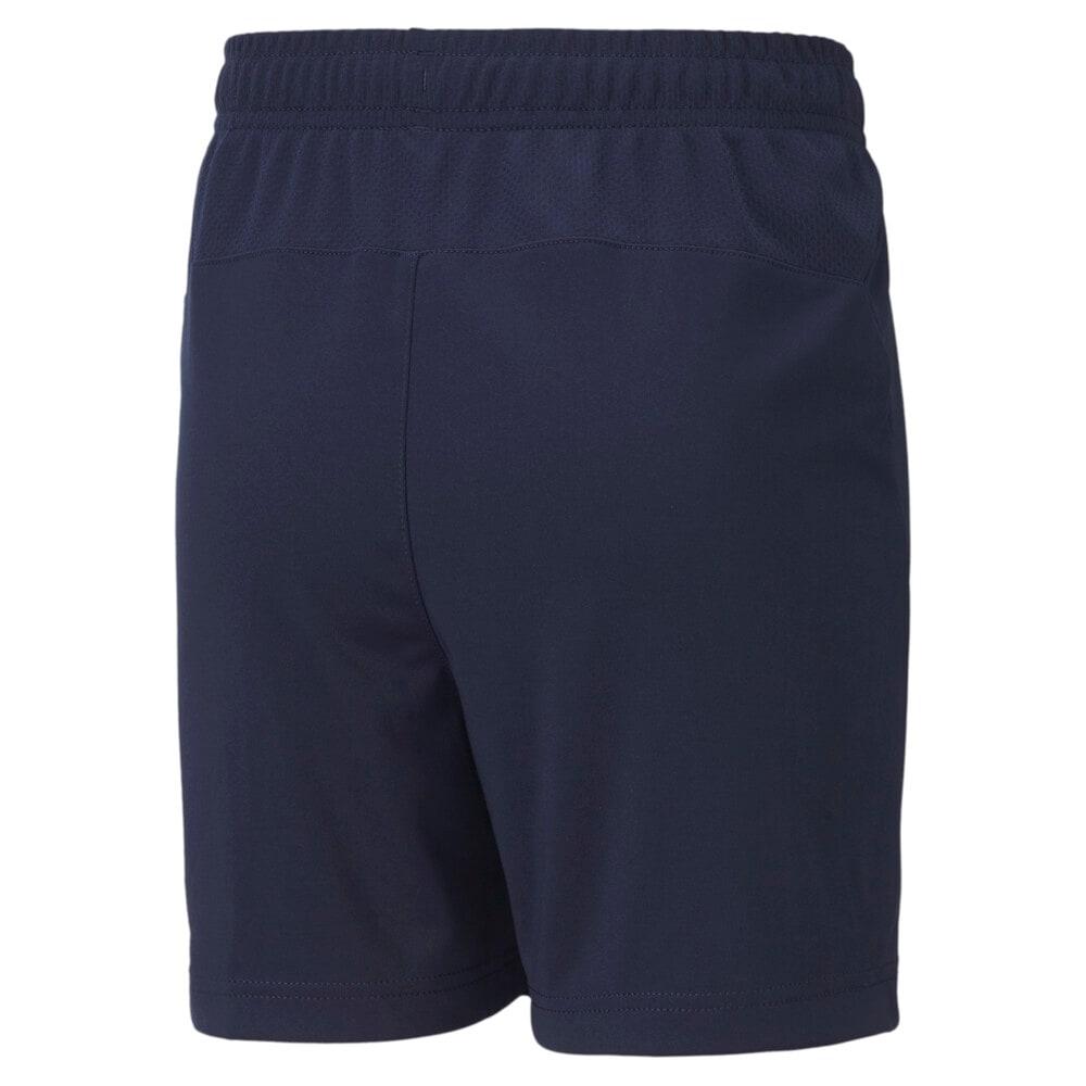 Изображение Puma Детские шорты MCFC Training Shorts Jr w/o #2