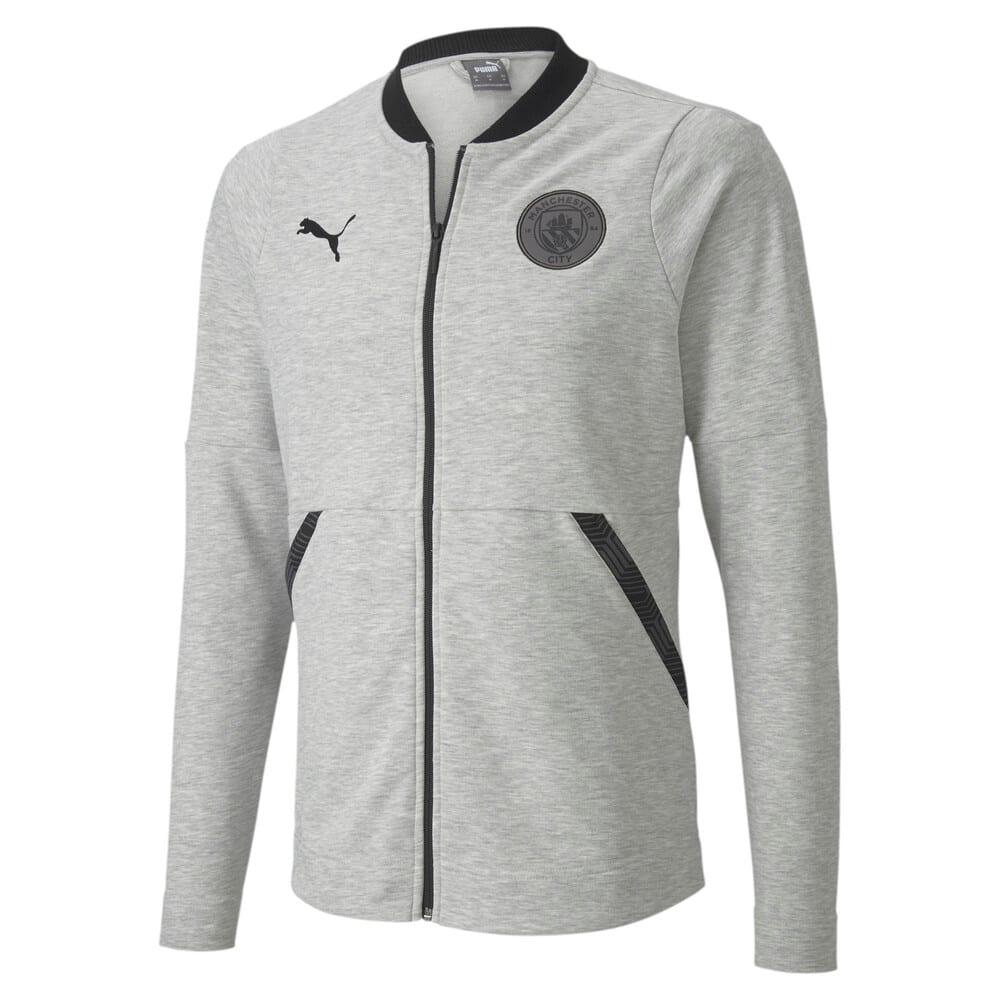 Изображение Puma Олимпийка MCFC Casuals Jacket #1