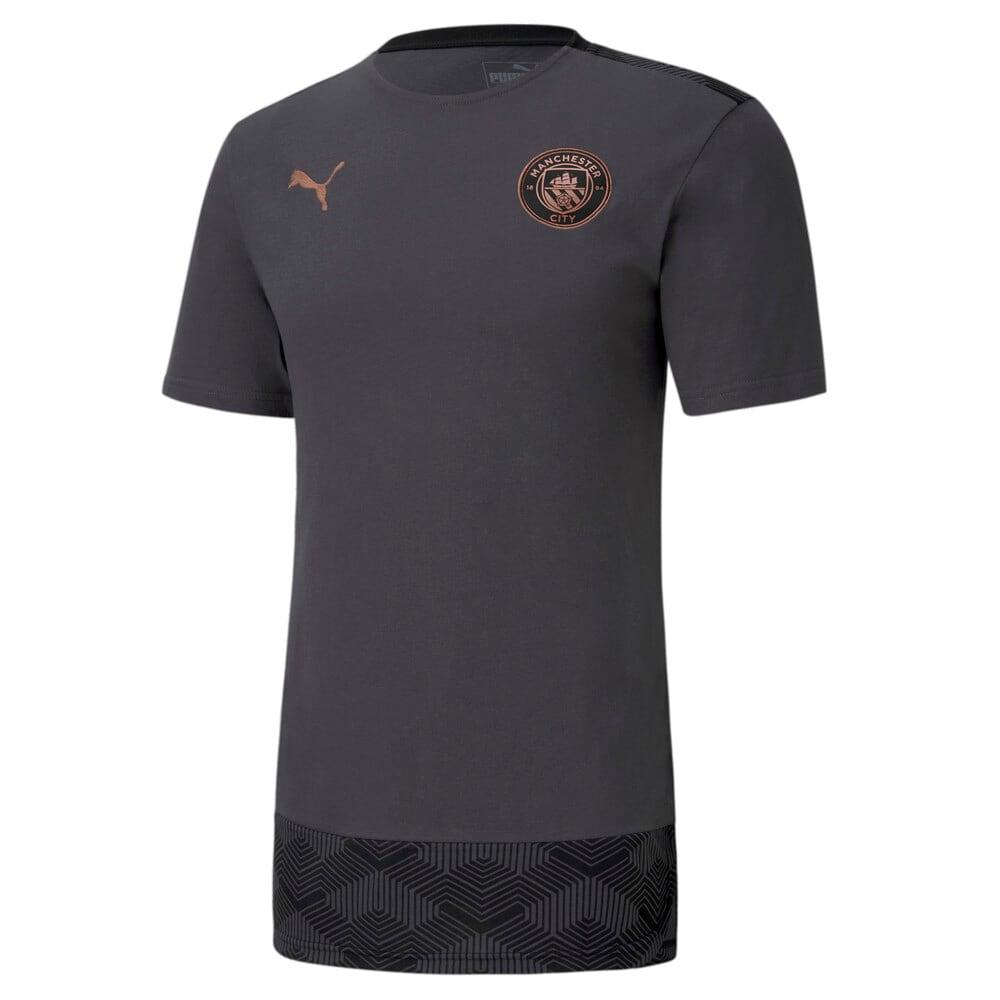 Изображение Puma Футболка MCFC Casuals Tee #1