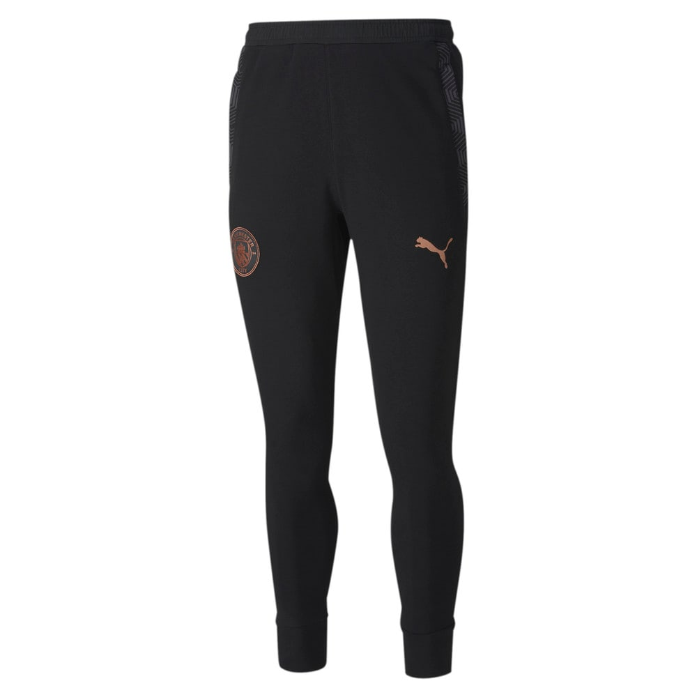 Изображение Puma Штаны MCFC Casuals Sweat Pants w/p #1