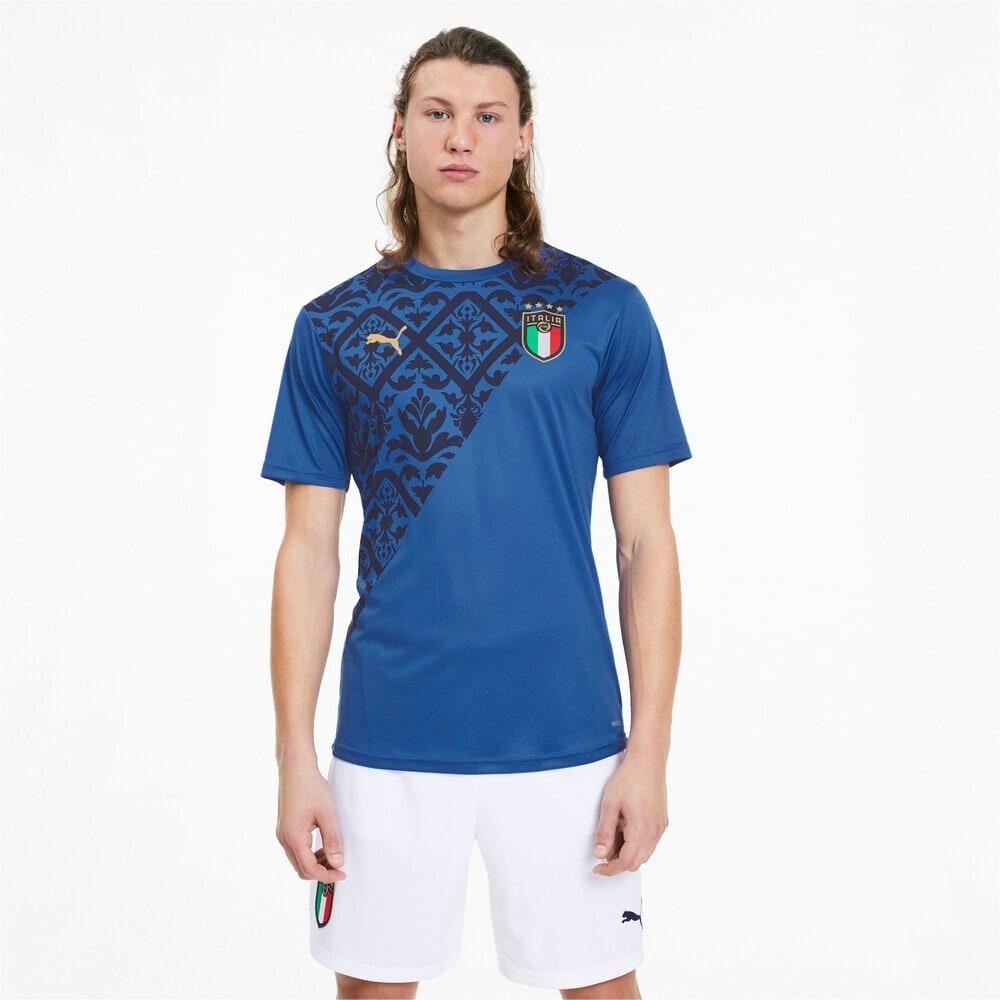 Image PUMA Camisa FIGC Italia Stadium Masculina #1