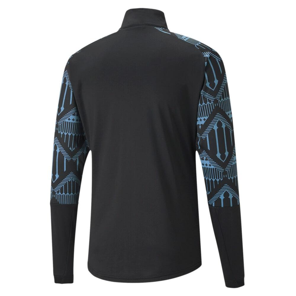 Image Puma Man City Men's Stadium Jacket #2