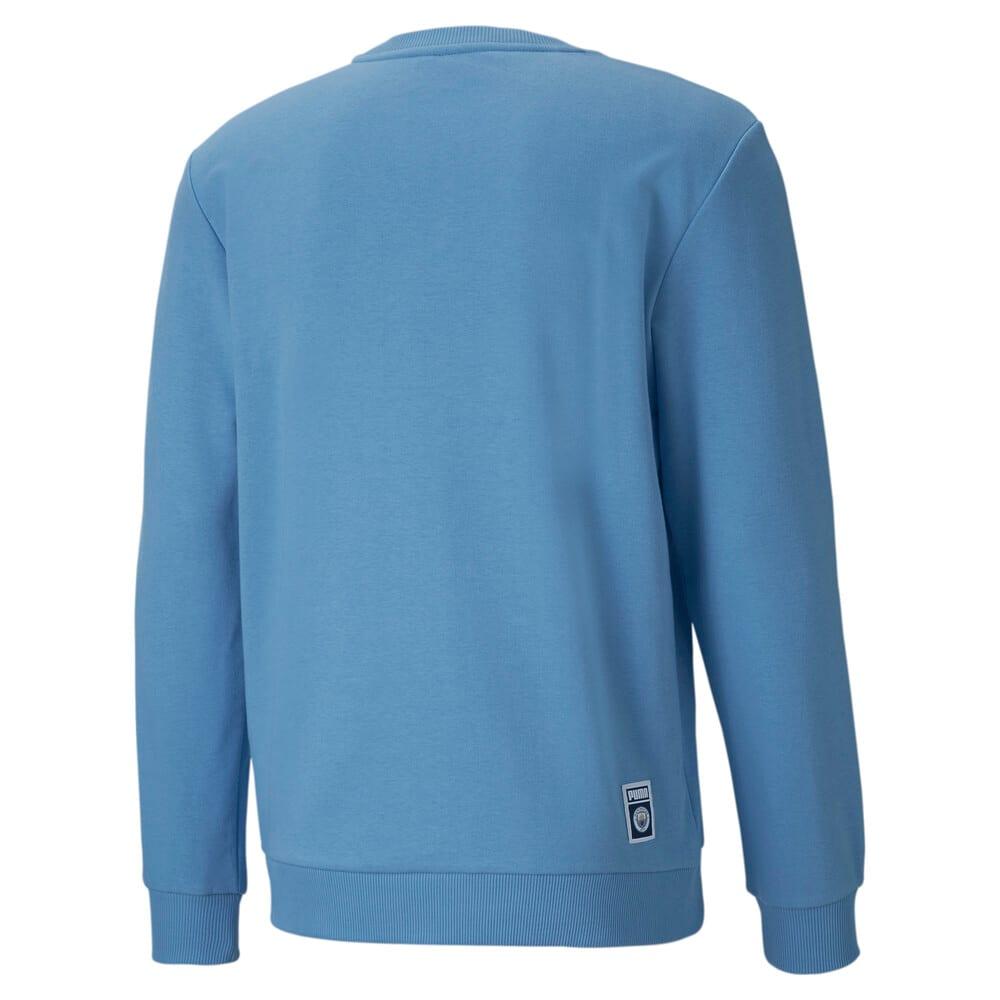 Изображение Puma Толстовка MCFC ftblCore Sweater #2
