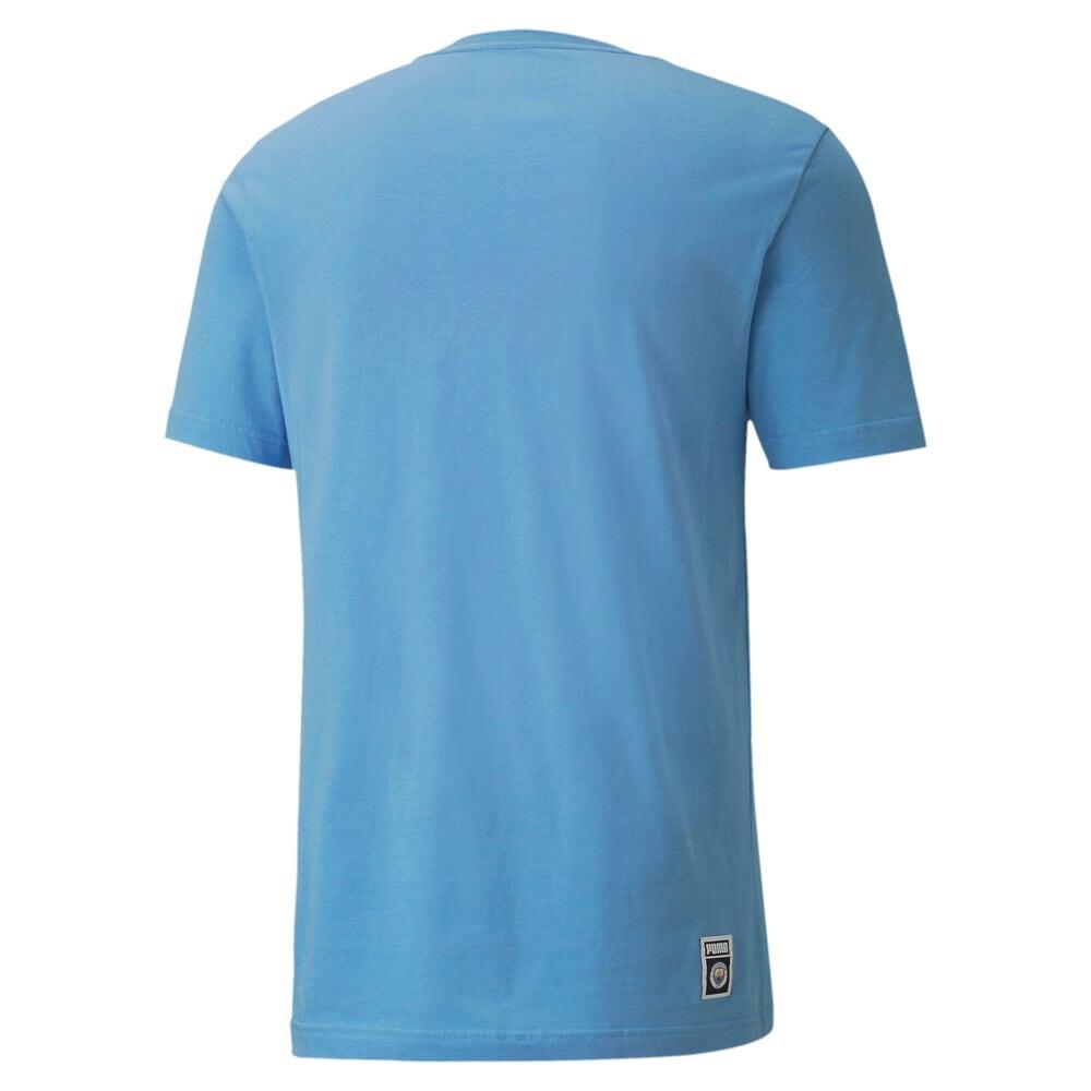 Görüntü Puma MAN CITY ftblCORE GRAPHIC Erkek Futbol T-shirt #2