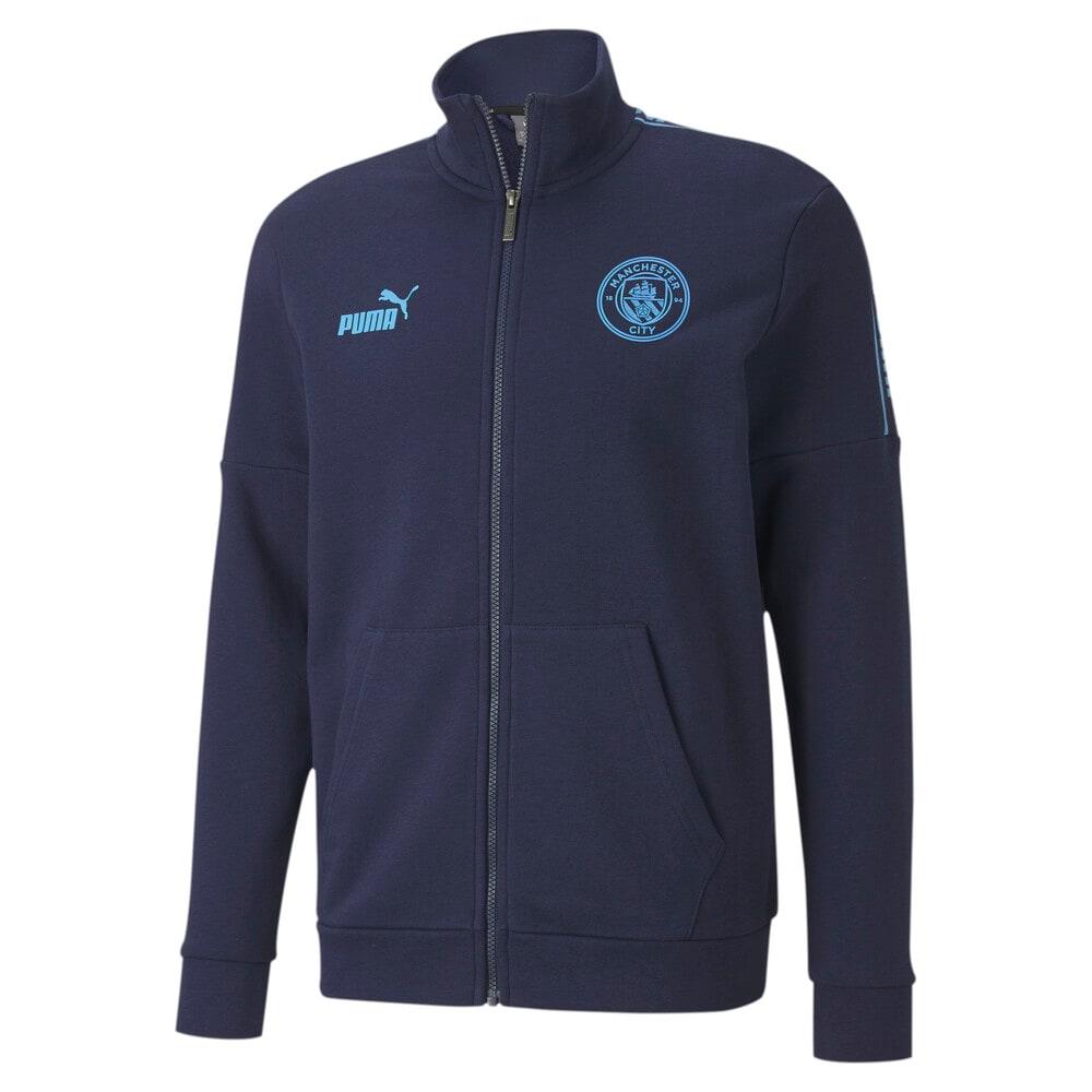 Изображение Puma Олимпийка MCFC ftblCulture Jacket #1