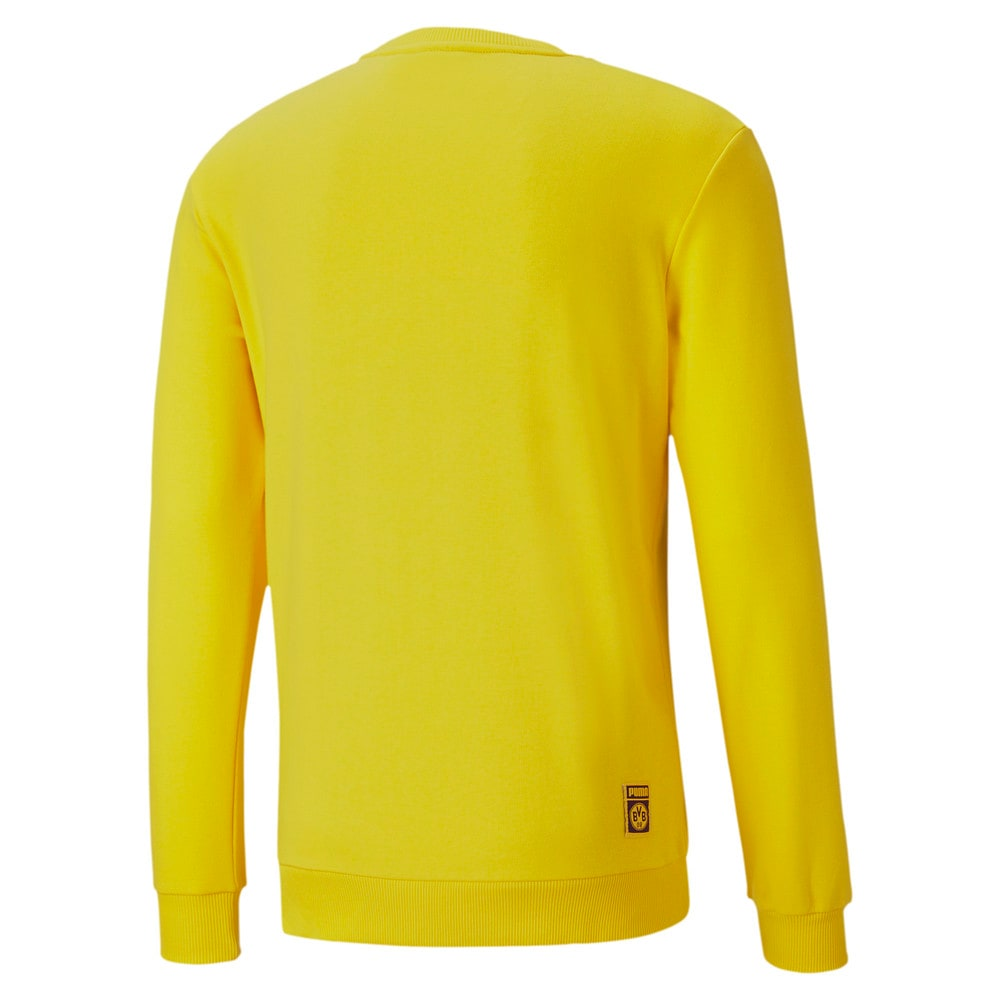 Изображение Puma Толстовка BVB ftblCore Graphic Sweat #2