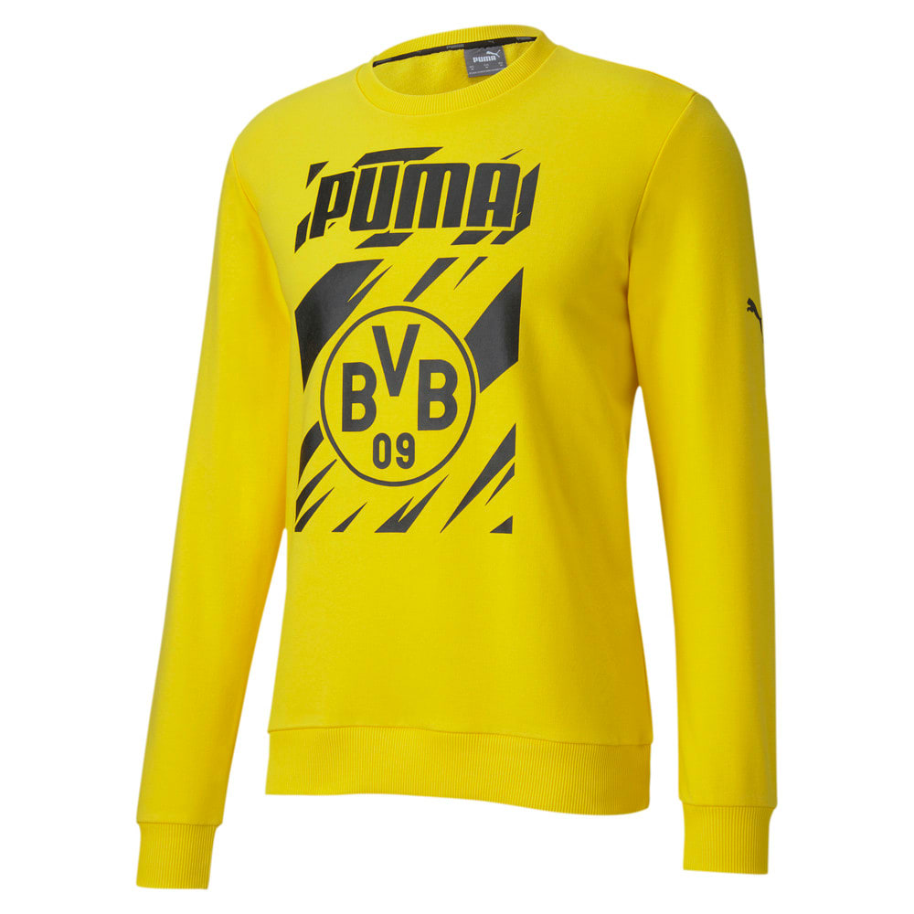 Изображение Puma Толстовка BVB ftblCore Graphic Sweat #1