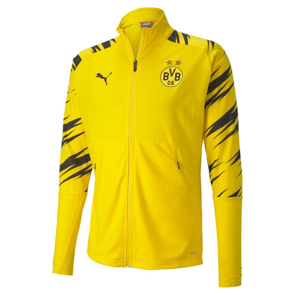 Image Puma BVB Stadium Men's Football Jacket #1