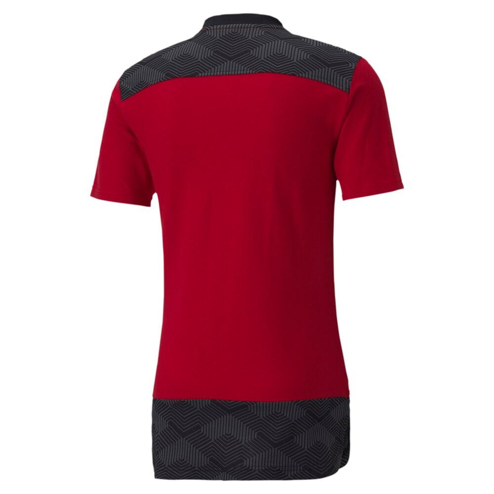 Image Puma AC Milan Casuals Men's Football Polo Shirt #2