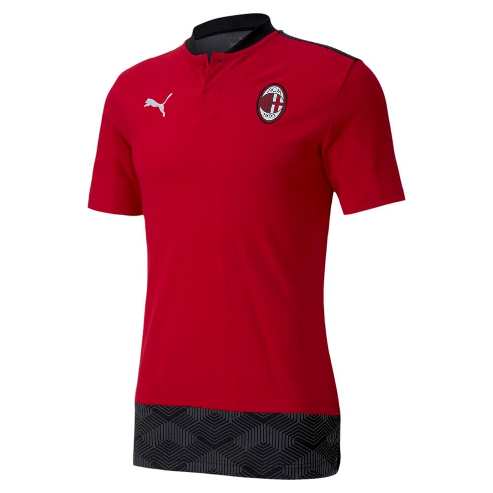 Image Puma AC Milan Casuals Men's Football Polo Shirt #1