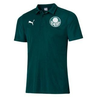 Image PUMA Camisa Palmeiras Polo Casual Goal Masculina