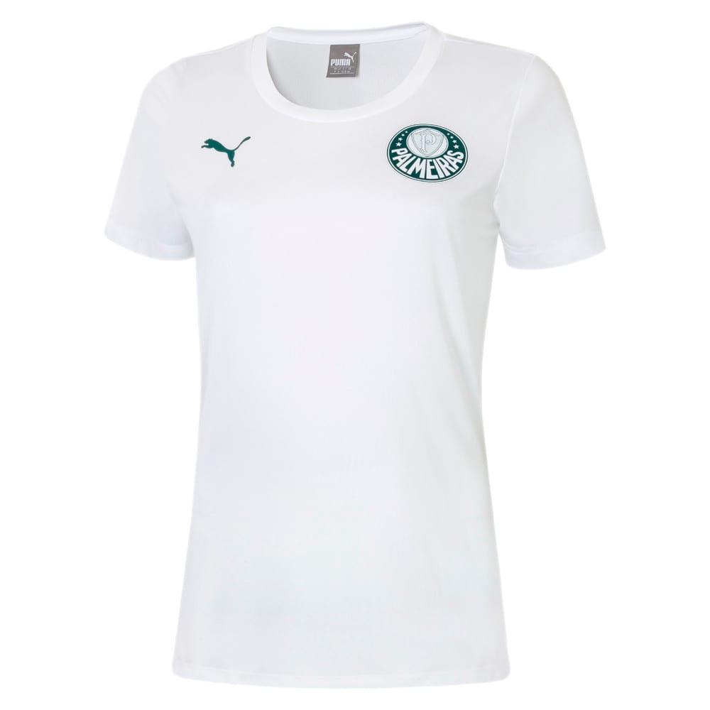 Image PUMA Camisa Palmeiras Casual Goal Feminina #1