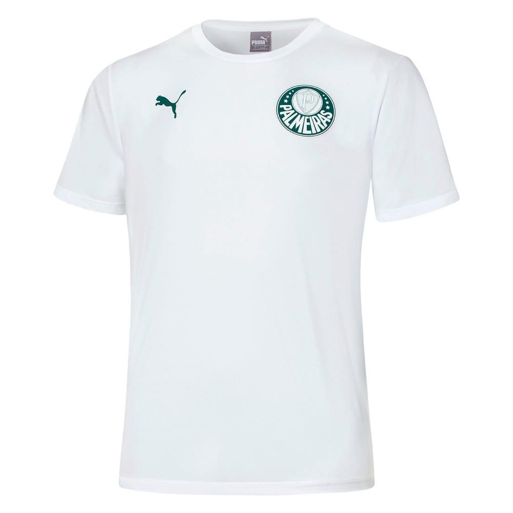 Image PUMA Camisa Palmeiras Casual Goal Juvenil #1