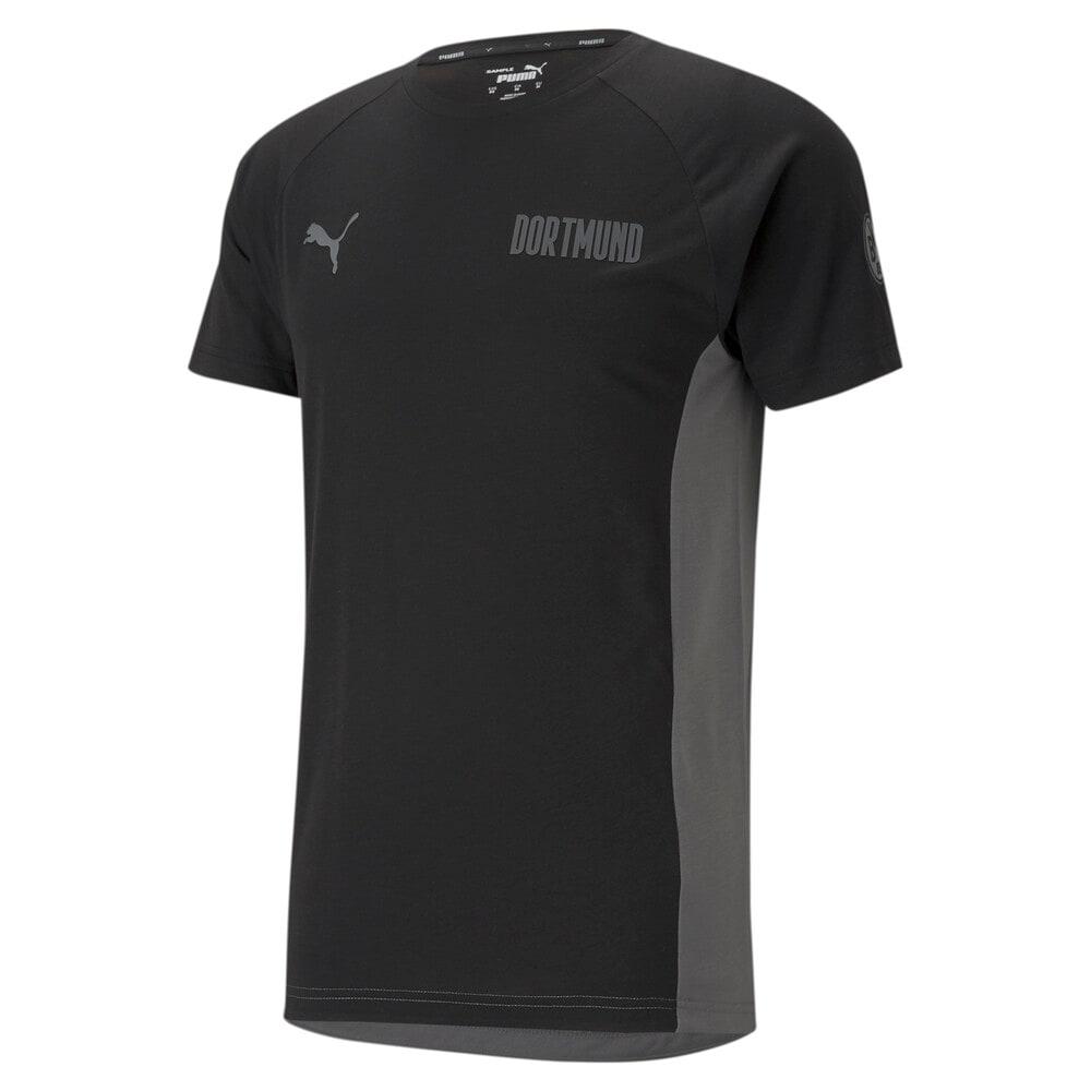 Görüntü Puma BVB EVOSTRIPE Erkek Futbol T-shirt #1