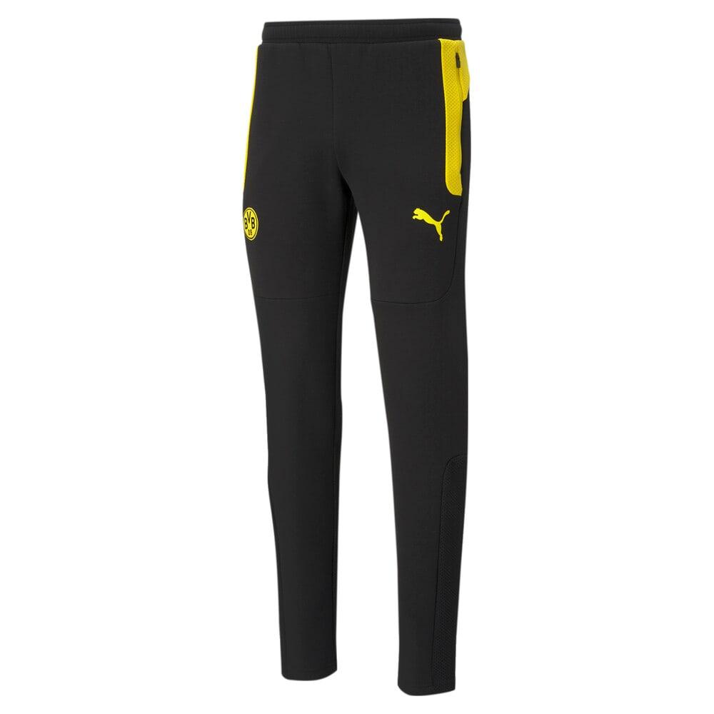 Imagen PUMA Pantalones de fútbol para hombre BVB Evostripe #1