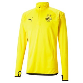 Изображение Puma Олимпийка BVB Warm-Up Men's Football Midlayer