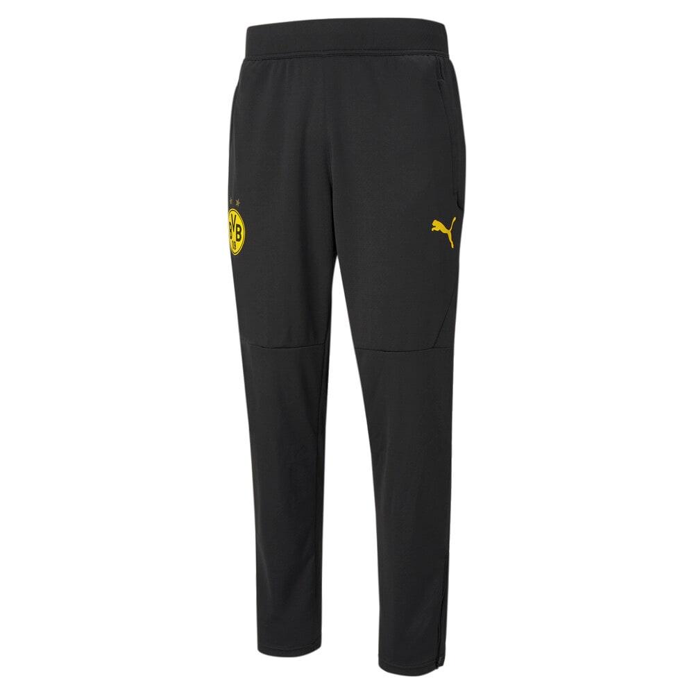 Изображение Puma Штаны BVB Warm-Up Men's Football Pants #1