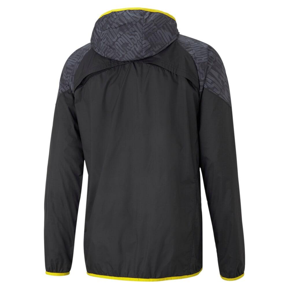 Изображение Puma Ветровка BVB Warm-Up Men's Football Jacket #2