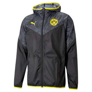 Изображение Puma Ветровка BVB Warm-Up Men's Football Jacket