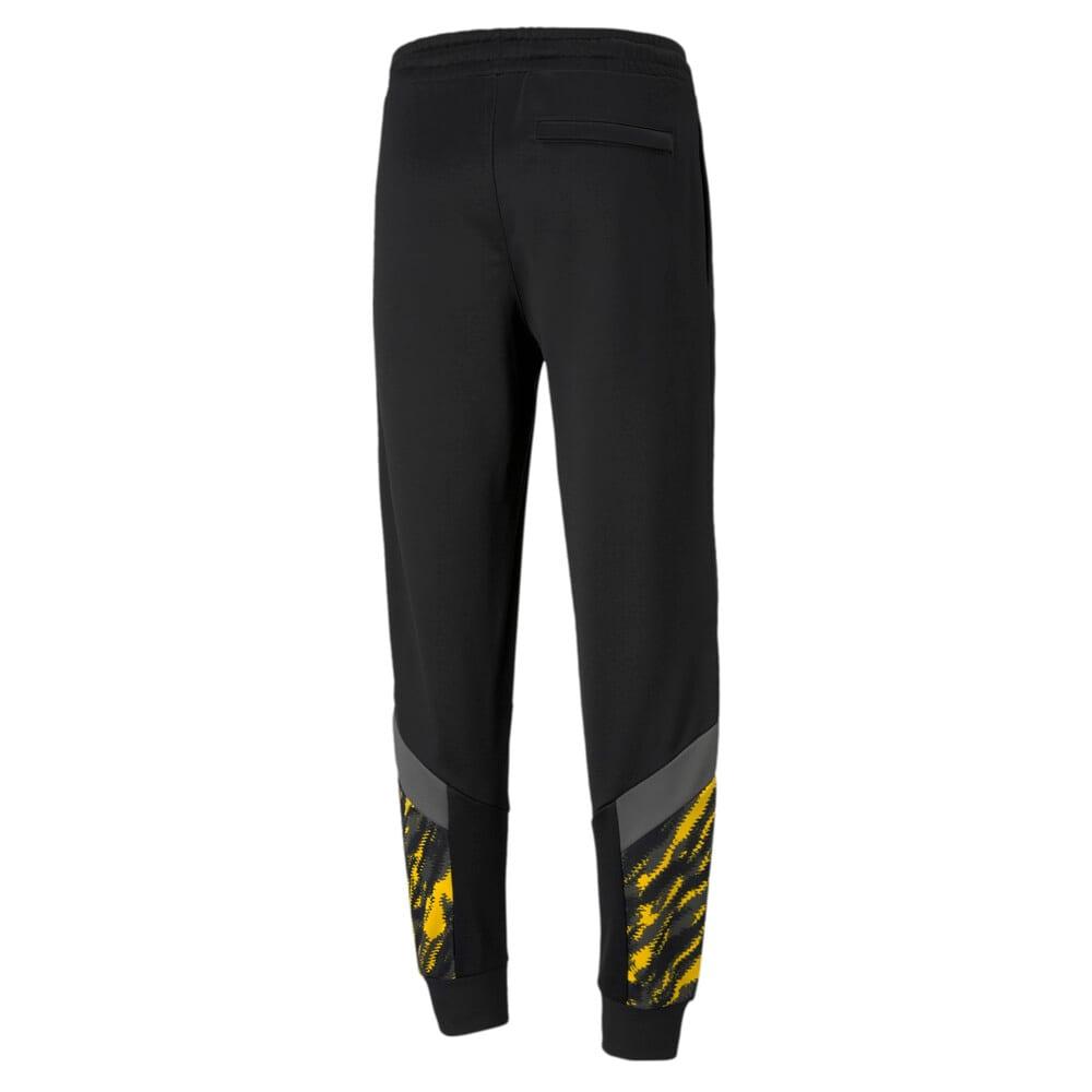 Image Puma BVB Iconic MCS Men's Football Track Pants #2